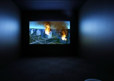 Metropolis: Part I-III, New Media Art Prize, Gallery of Modern Art